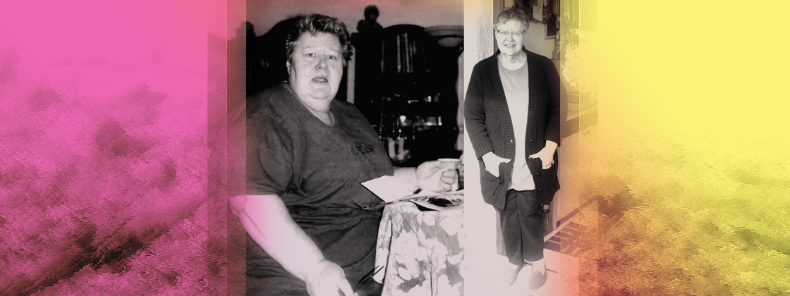 So habe ich hundert Kilo abgenommen